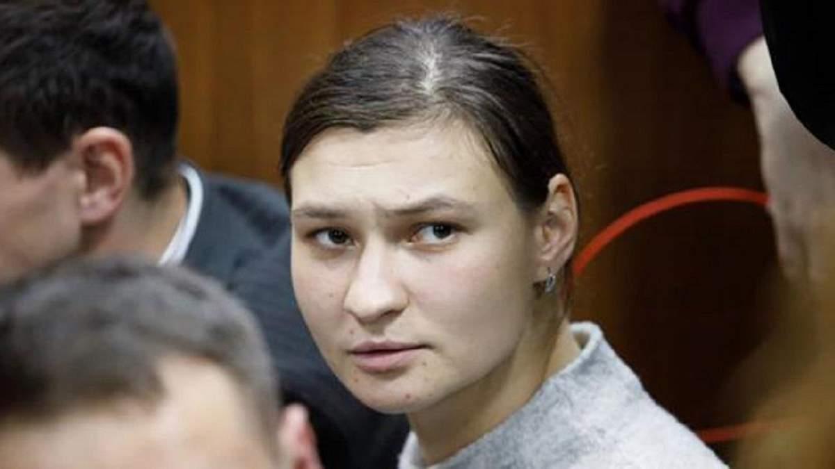 Убийство Шеремета: суд продлил меру пресечения Яне Дугарь