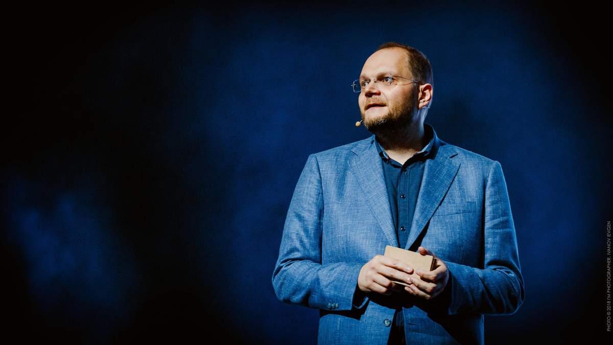 Глава Минкульта Владимир Бородянский