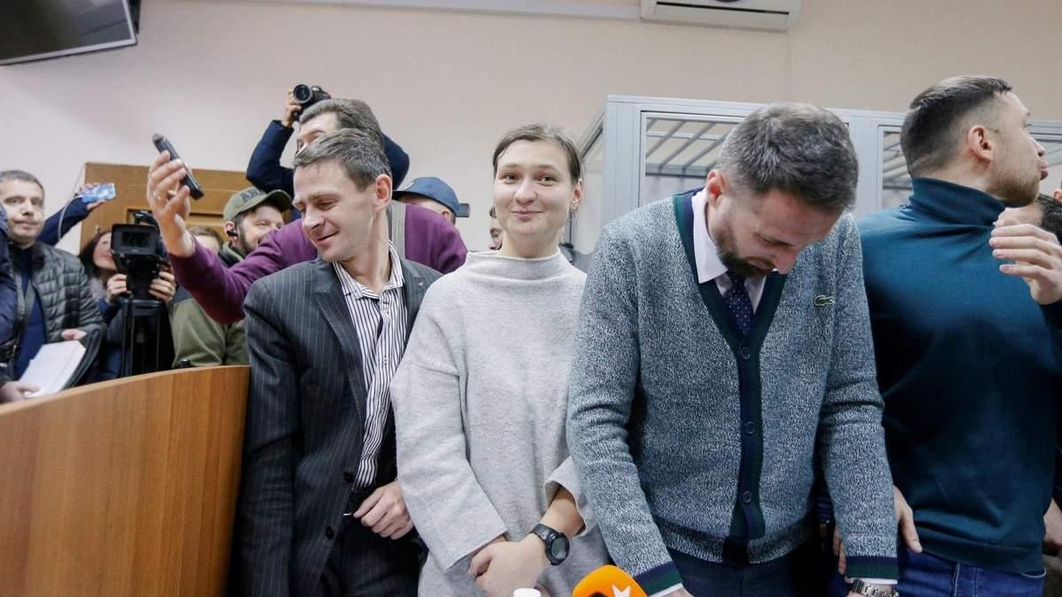 Адвокати Дугарь мають нові докази невинуватості своєї підзахисної