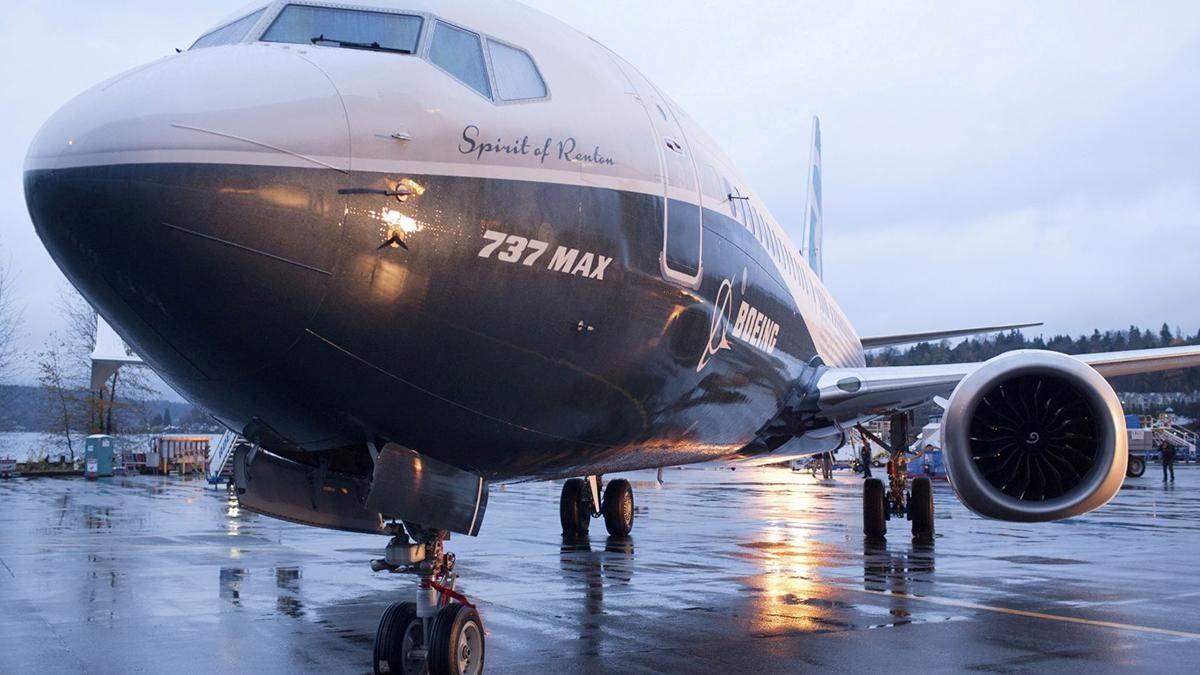 У літаках Boeing 737 MAX виявили нову проблему
