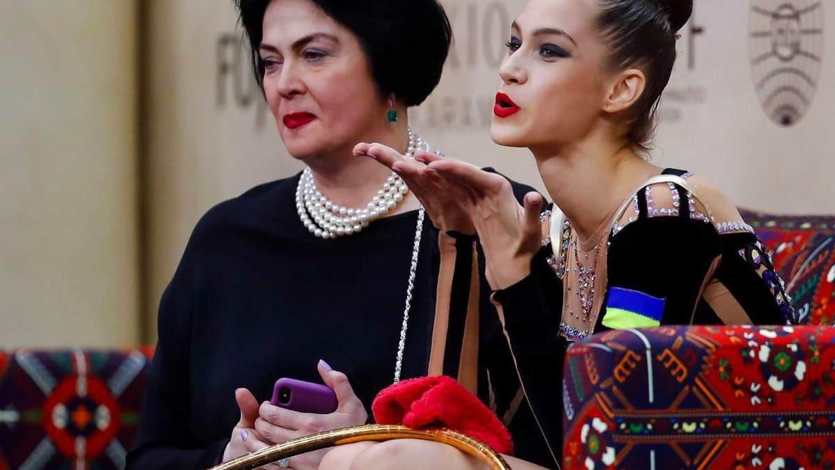 Ірина Дерюгіна та Влада Нікольченко