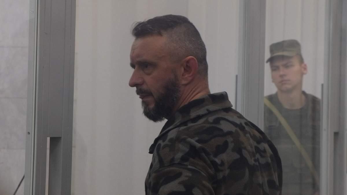 Вбивство Шеремета: Андрій Антоненко відмовився давати свідчення у справі