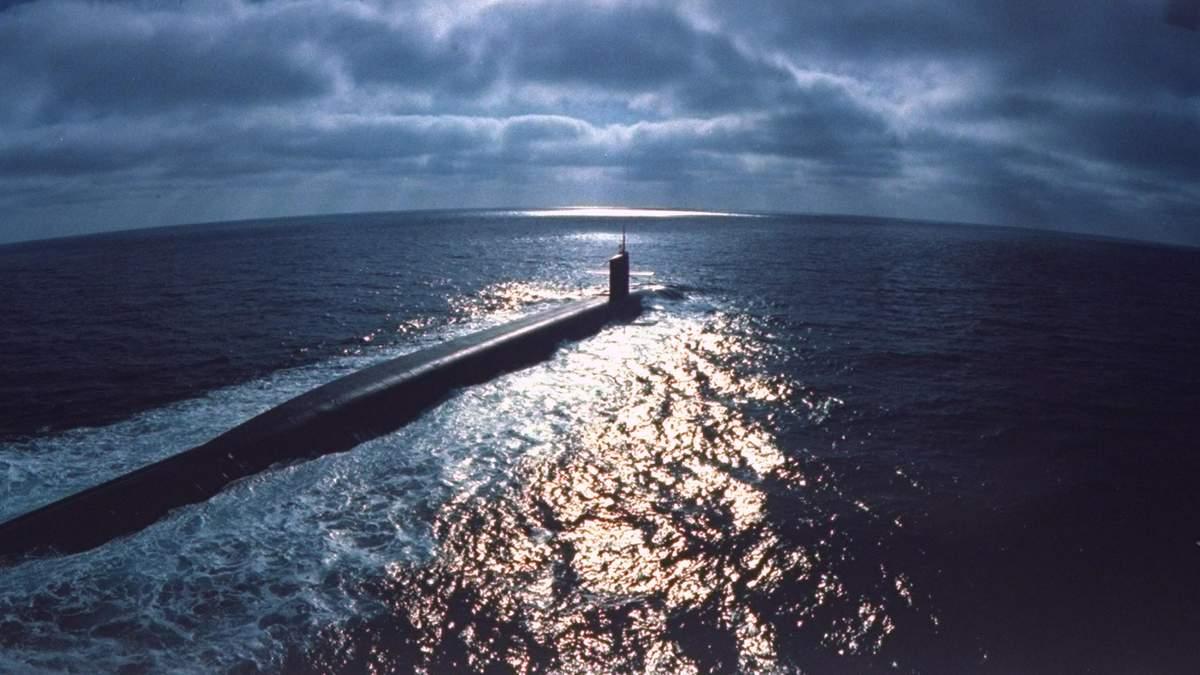 """Допоможе """"стримувати конфлікти"""": у США підводні човни оснащують ядерними боєголовками"""
