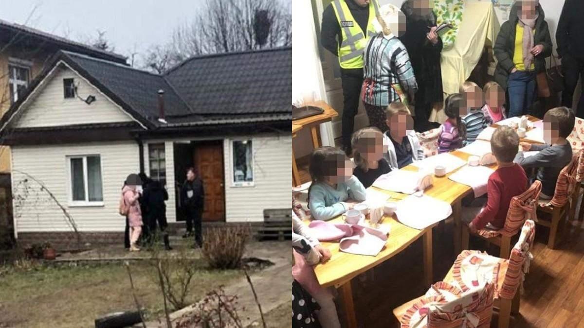 Орлы Авакова в деле: как горе-полицейские накрыли частный детсад