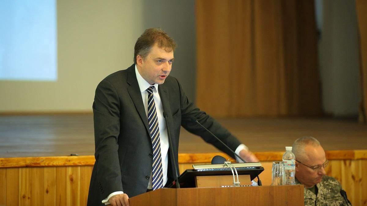 Загороднюк: Україна проти розведення військ по всій лінії розмежування