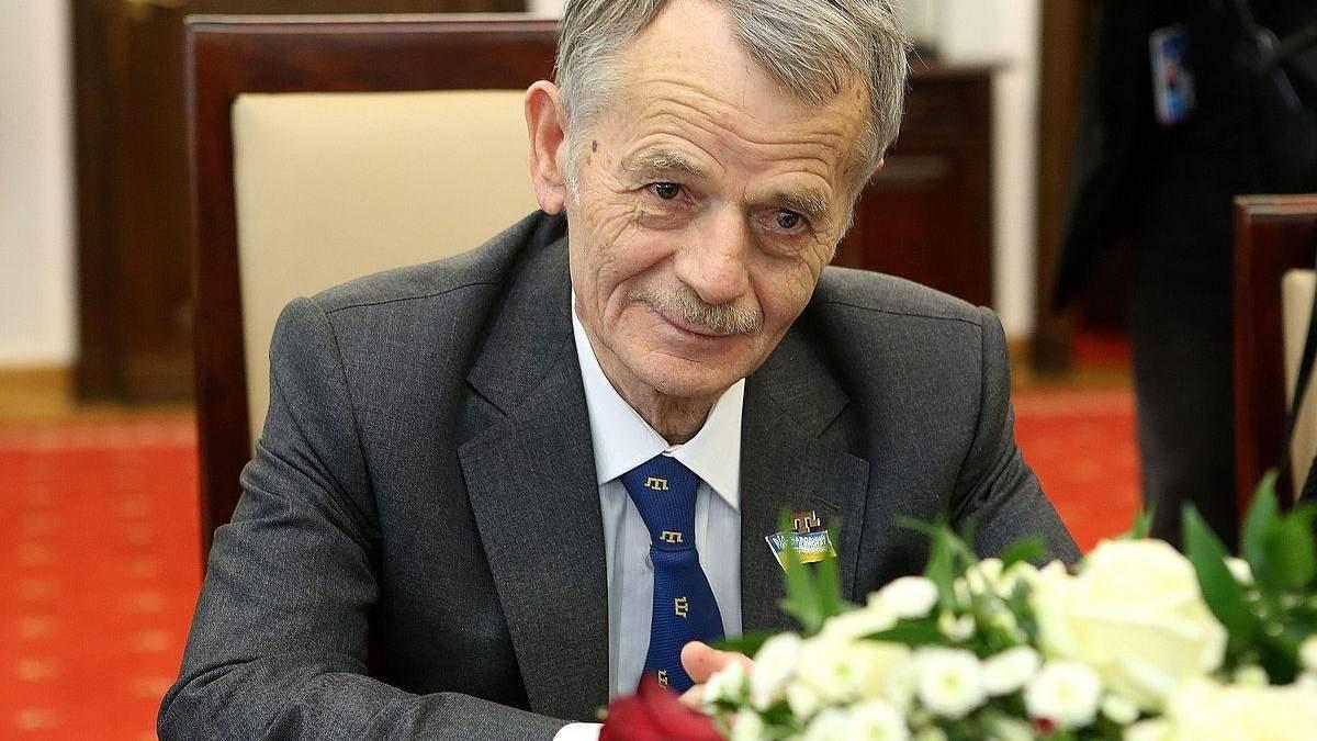 """Мустафа Джемилев рассказал о мотивах и возможных последствиях от """"Ходы достоинства"""" в Крым"""