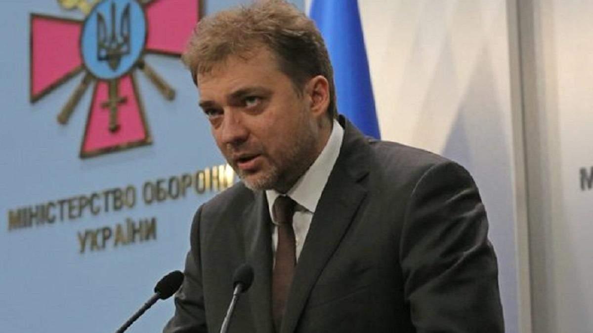 Загороднюк: Україна випереджає плани з переходу на стандарти НАТО