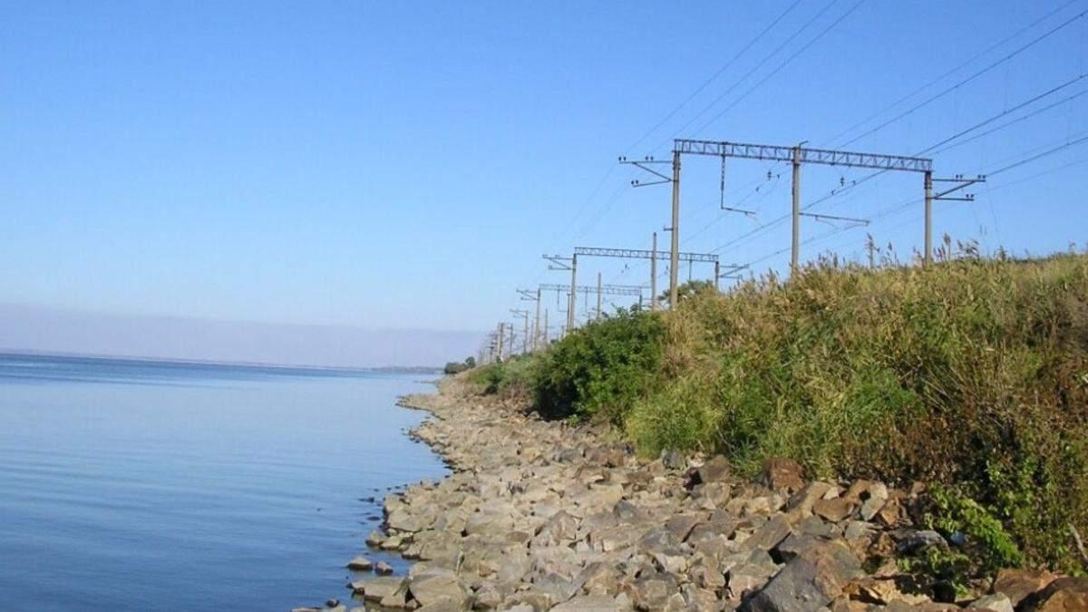 Пестициди в Каховському водосховищі: оголошено карантин