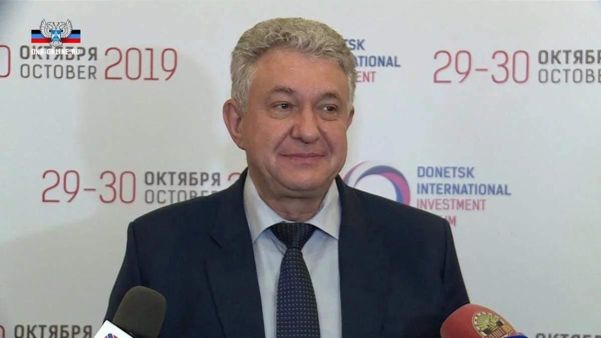 """Новый """"премьер-министр"""" самопровозглашенной """"ДНР"""": кто он на самом деле?"""