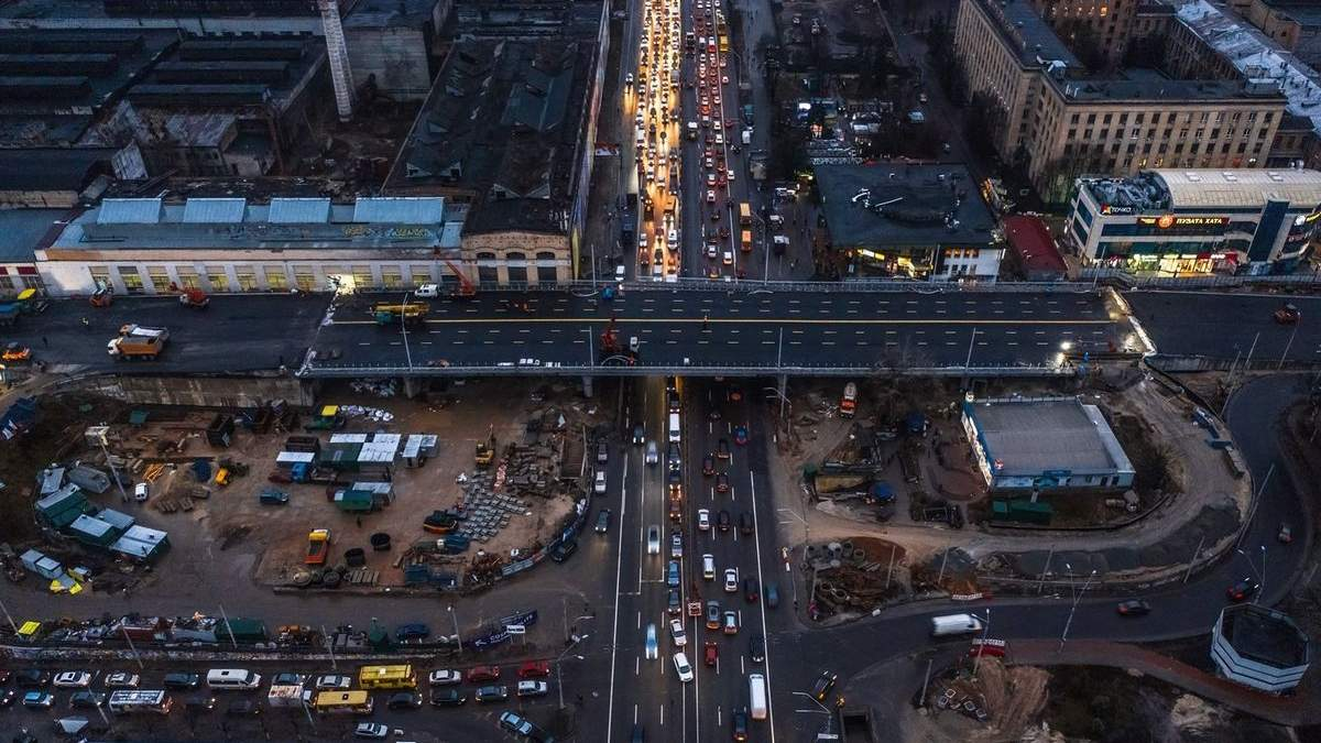 Шулявський міст коштуватиме значно дорожче, ніж планував Кличко