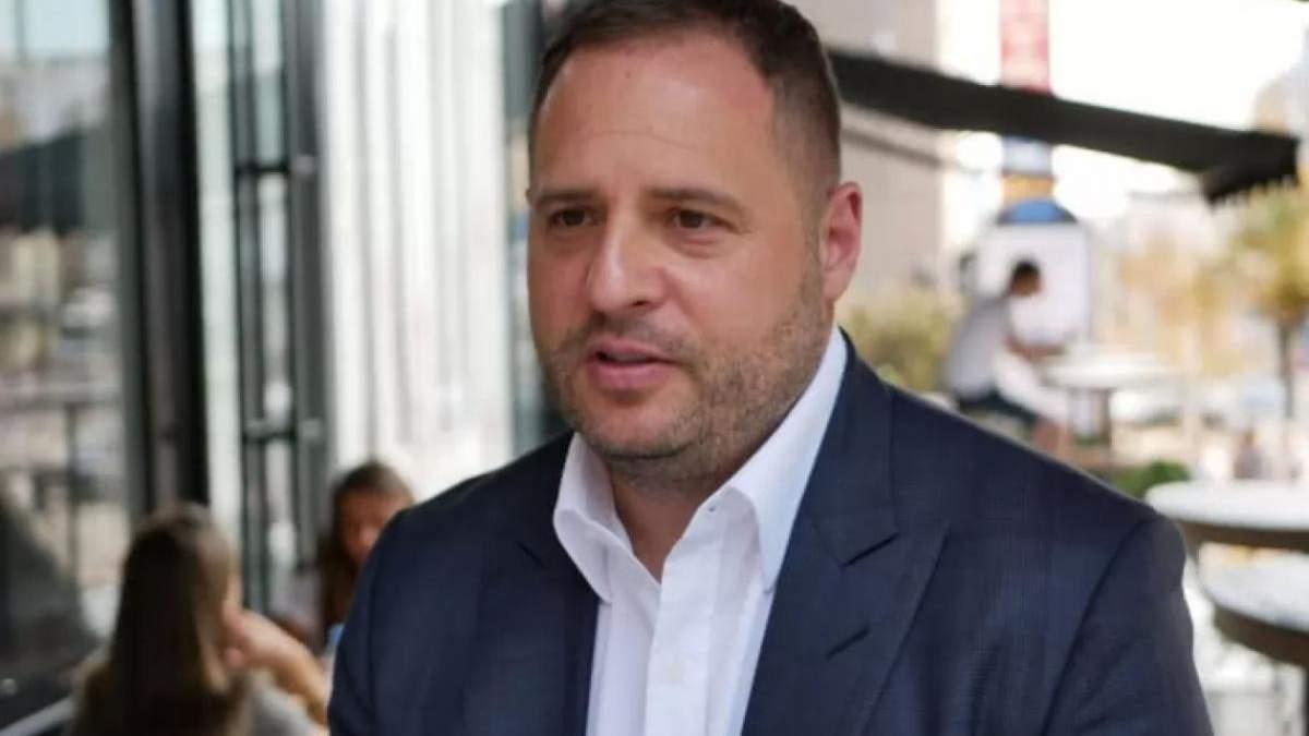 Андрей Ермак – новый глава Офиса президента Зеленского