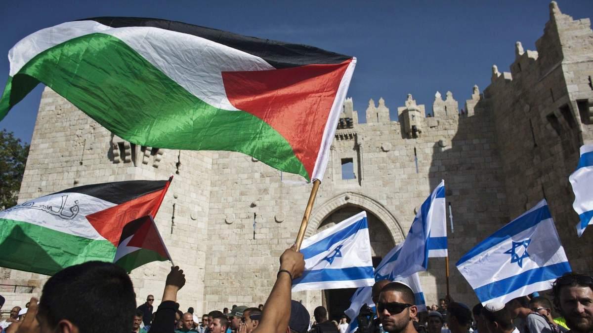 Израиль и Палестина сделали шаги навстречу друг другу