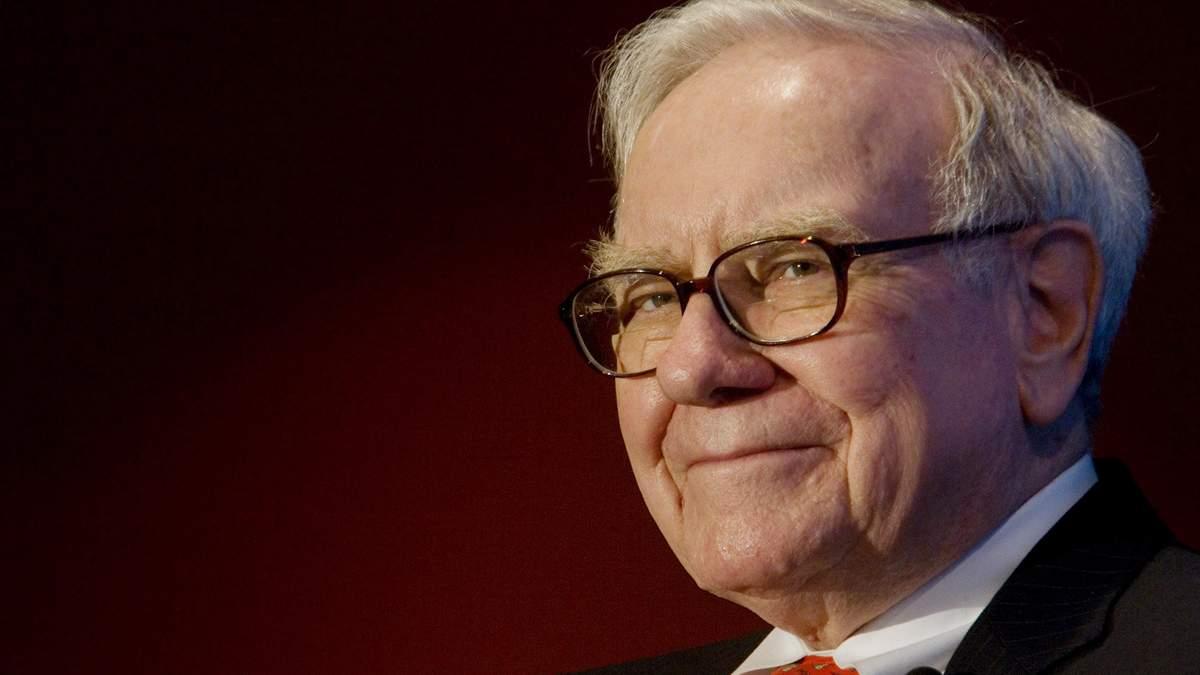 Акції Berkshire Hathaway найдорожчі у світі