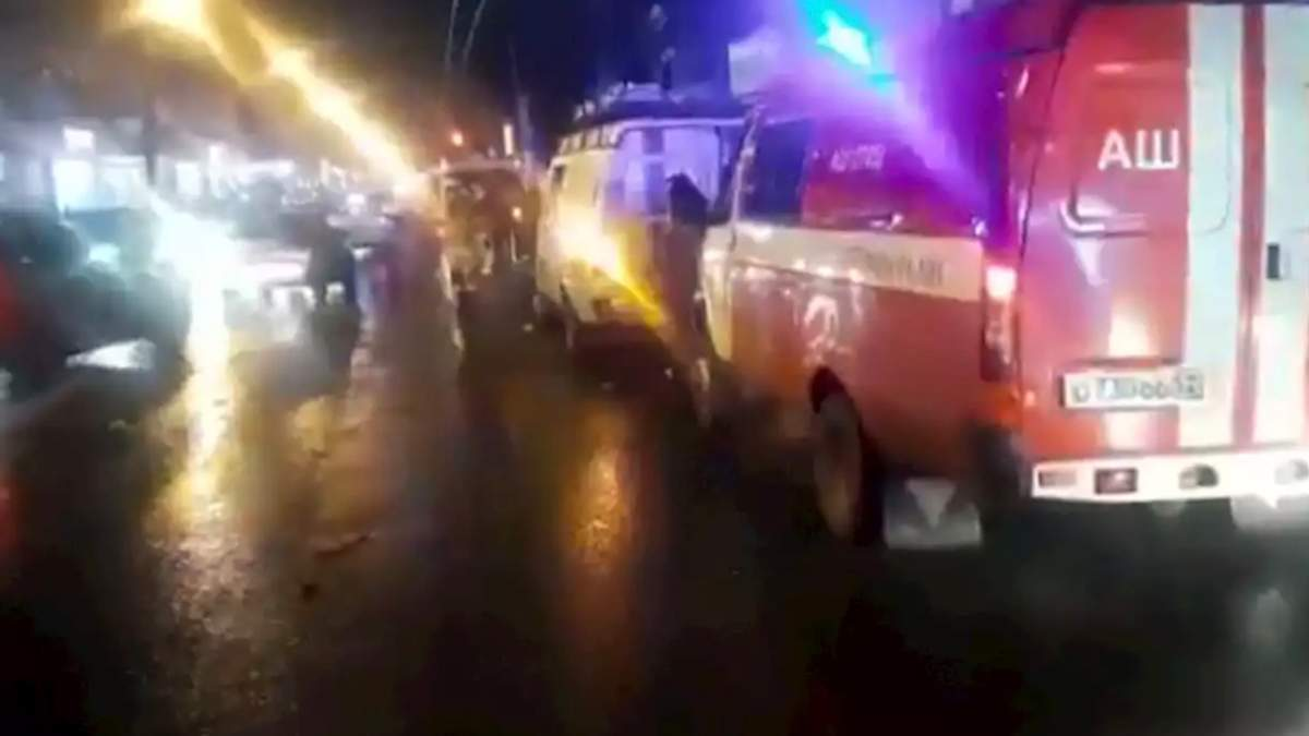 ДТП у Псковській області: загинули восьмеро українців