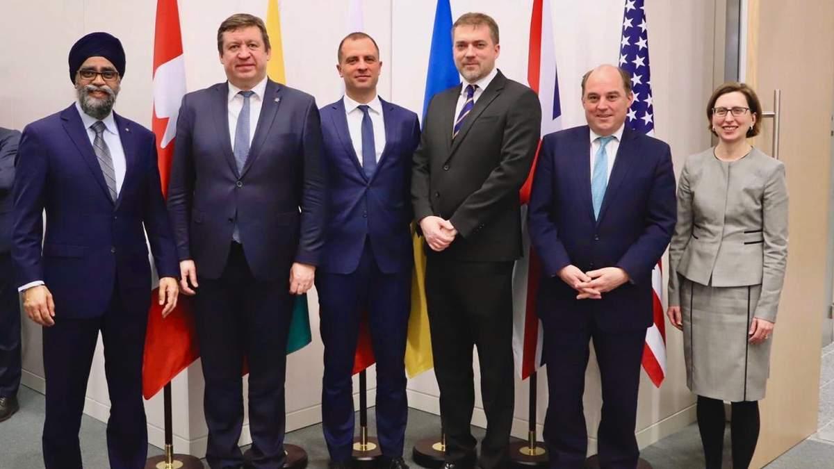 Україна – НАТО: Загороднюк провів переговори у штаб-квартирі альянсу