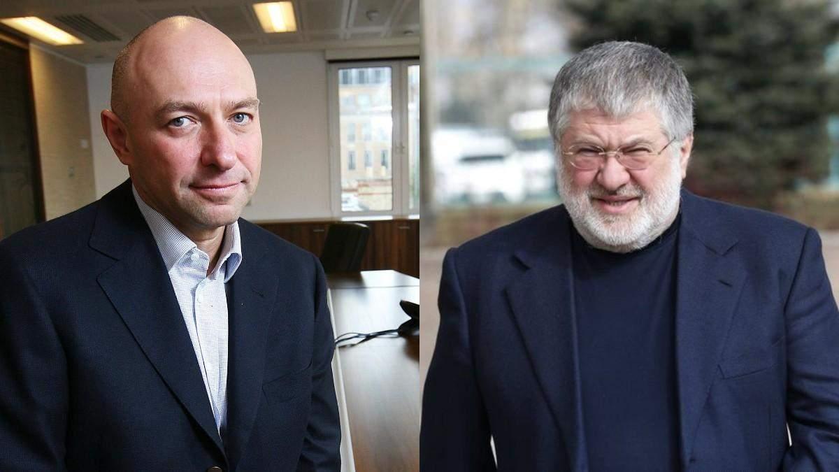Коломойский и Боголюбов открыли 2 компании по производству оружия на Западной Украине