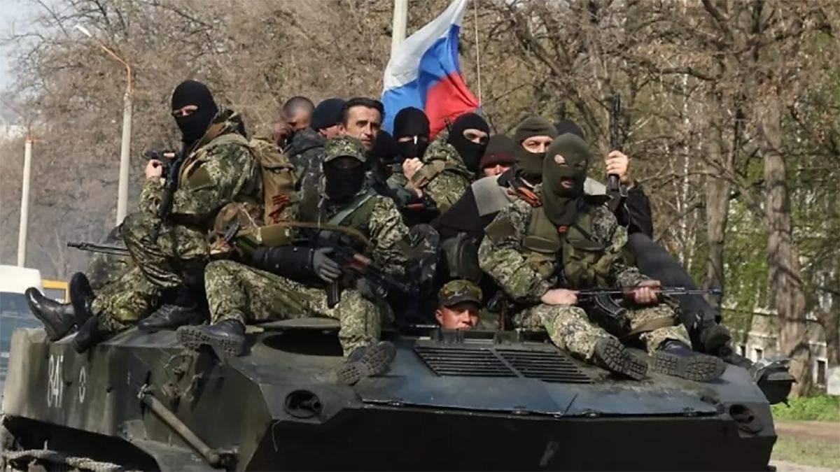 ОБСЄ порахувала, скільки військових потрапили на Донбас з Росії