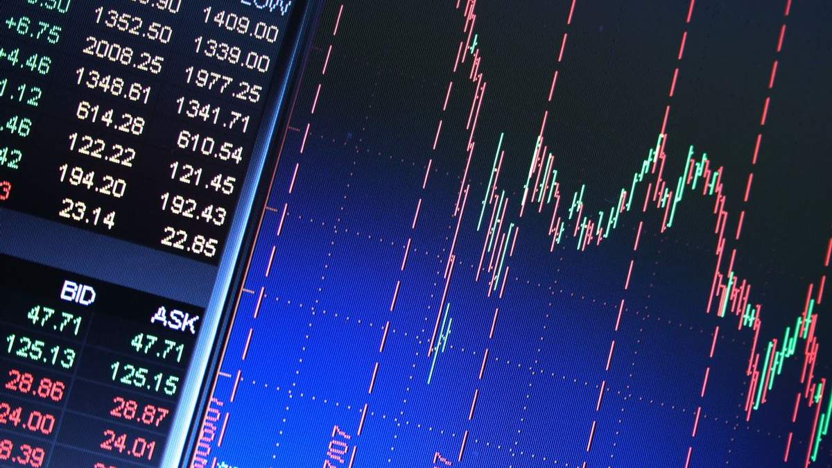 Фондовий ринок США падає