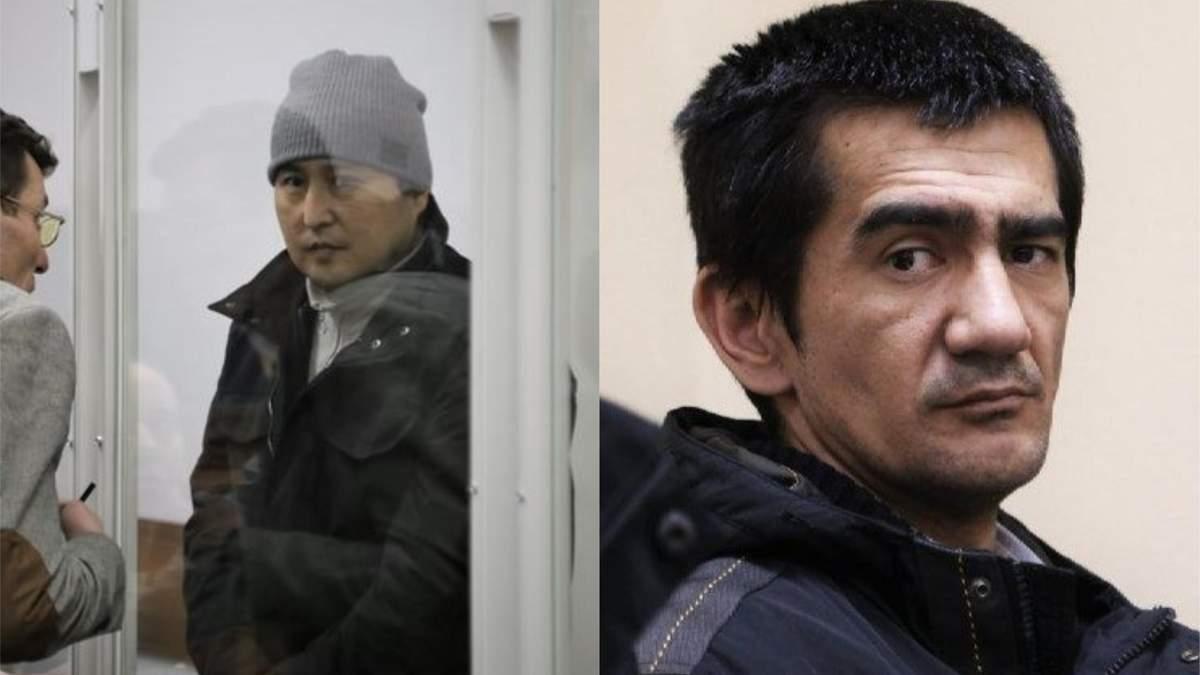 Обох підозрюваних у вбивстві пластичного хірурга Сотника взяли під варту: фото