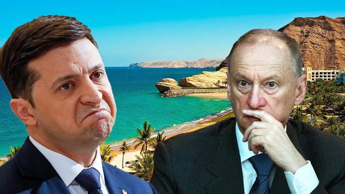 """Позиція редакції """"Схем"""" щодо реакції з боку Офіса Президента на їхній матеріал про візит Зеленського до Оману"""