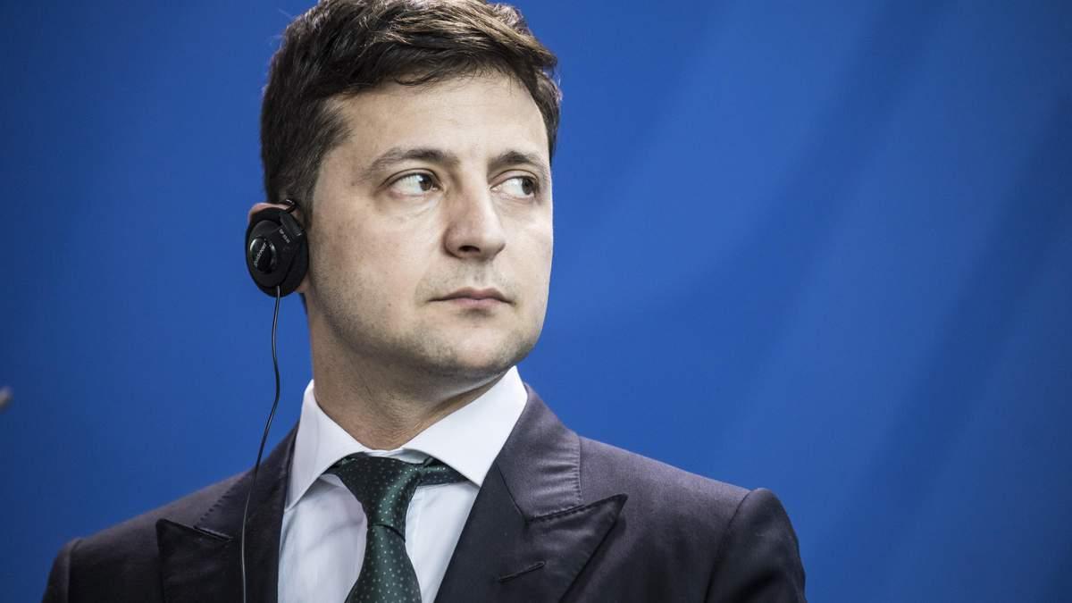 Україна пропонує розводити сили на Донбасі по секторального принципу, – Зеленський