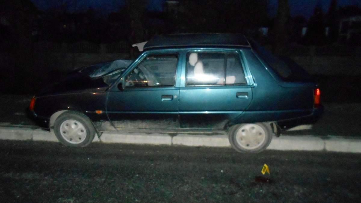 """На Львовщине водитель """"под кайфом"""" выехал на тротуар и сбил трех пешеходов – фото"""