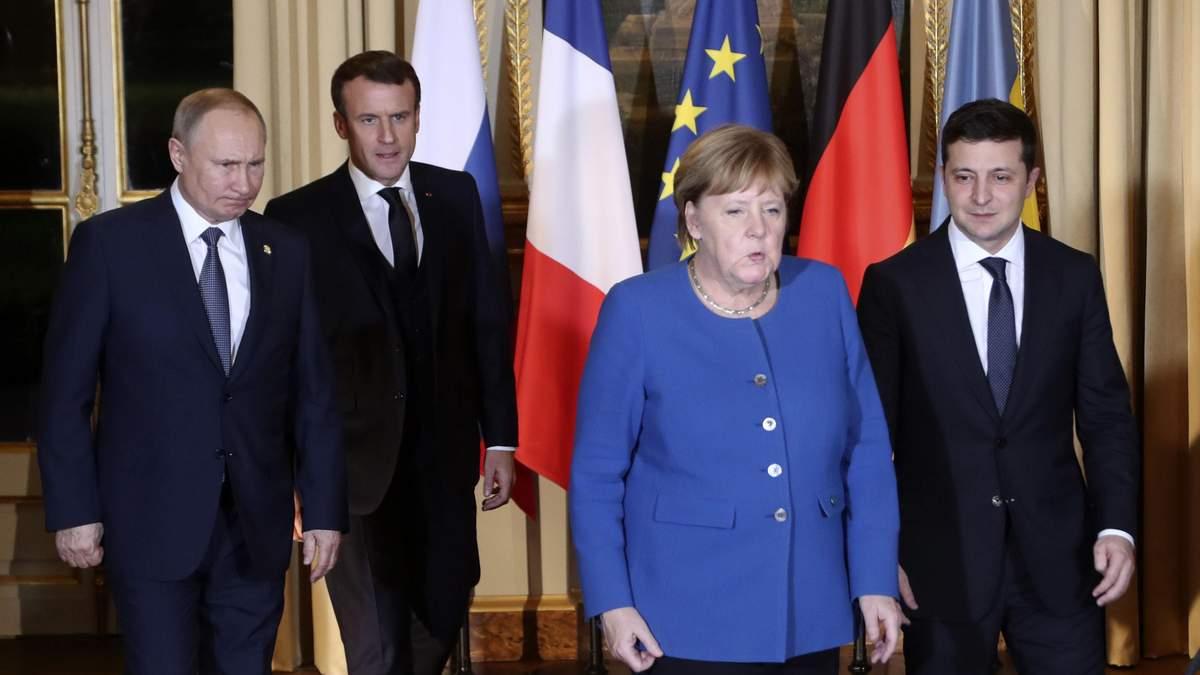 """В России рассказали, чего хотят для проведения """"нормандского саммита"""""""