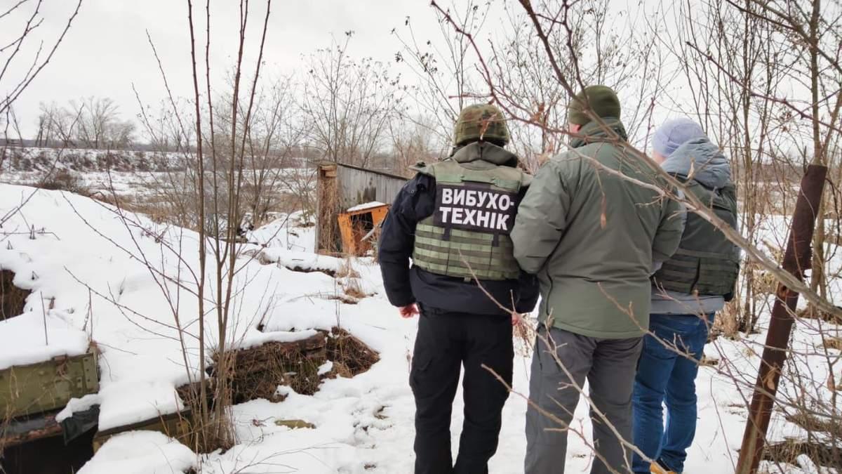 Чергові докази проти агресора: на Луганщині виявили російське озброєння – фото