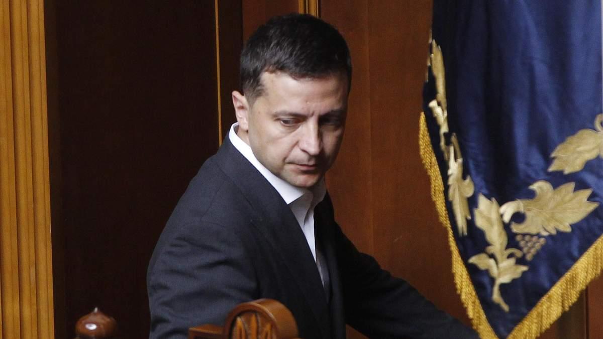 Зеленський про бій біля Золотого: Ця провокація не змінить курс України