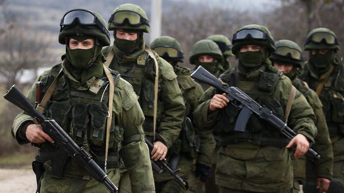 Росія збільшила військові сили біля кордонів України і може перейти в наступ, – ГУР