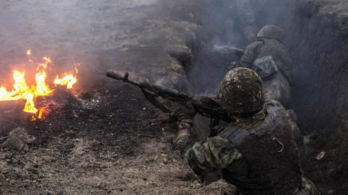 Штаб ООС назвал самые горячие направления на Донбассе 18 февраля