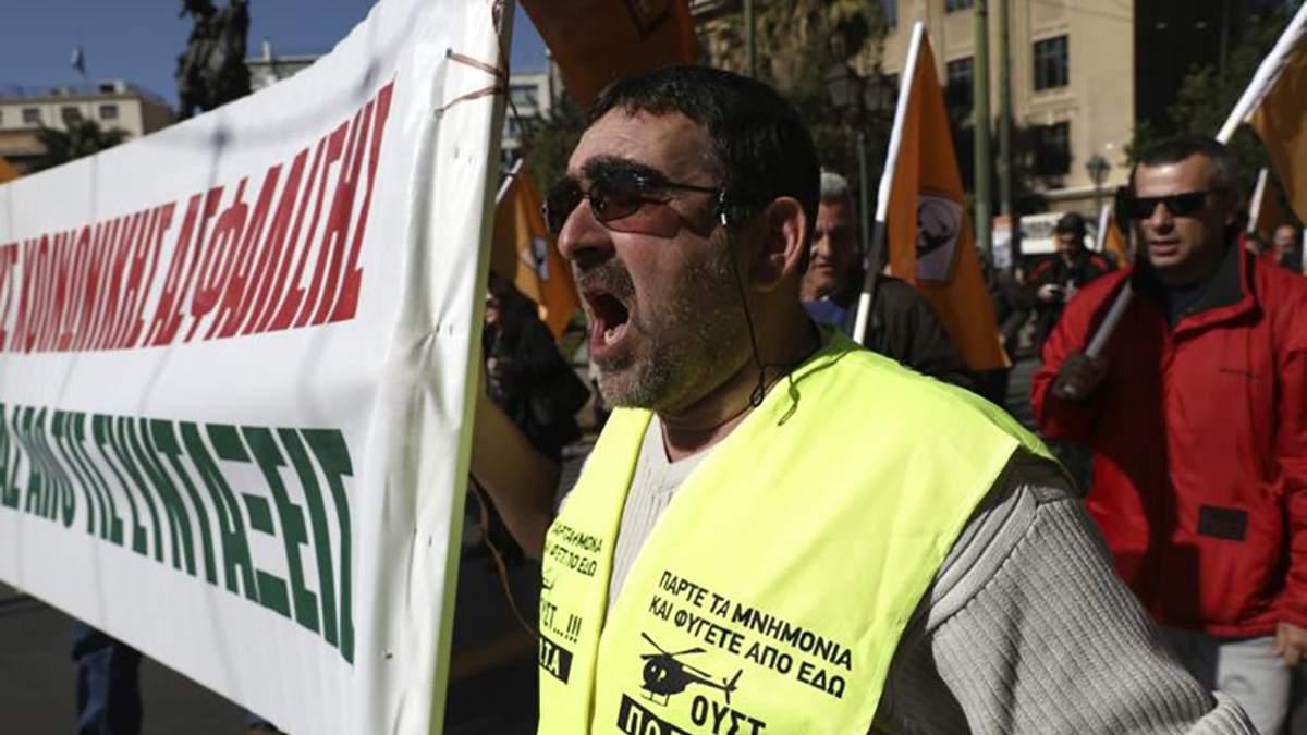 Грецию и Испанию накрыли массовые протесты: что известно – фото, видео