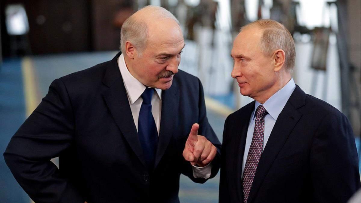 Неудачная аннексия: какая месть ждет Лукашенко от Путина