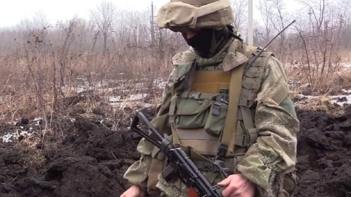 Ситуация на участке, который обстреливали боевики у Попасной