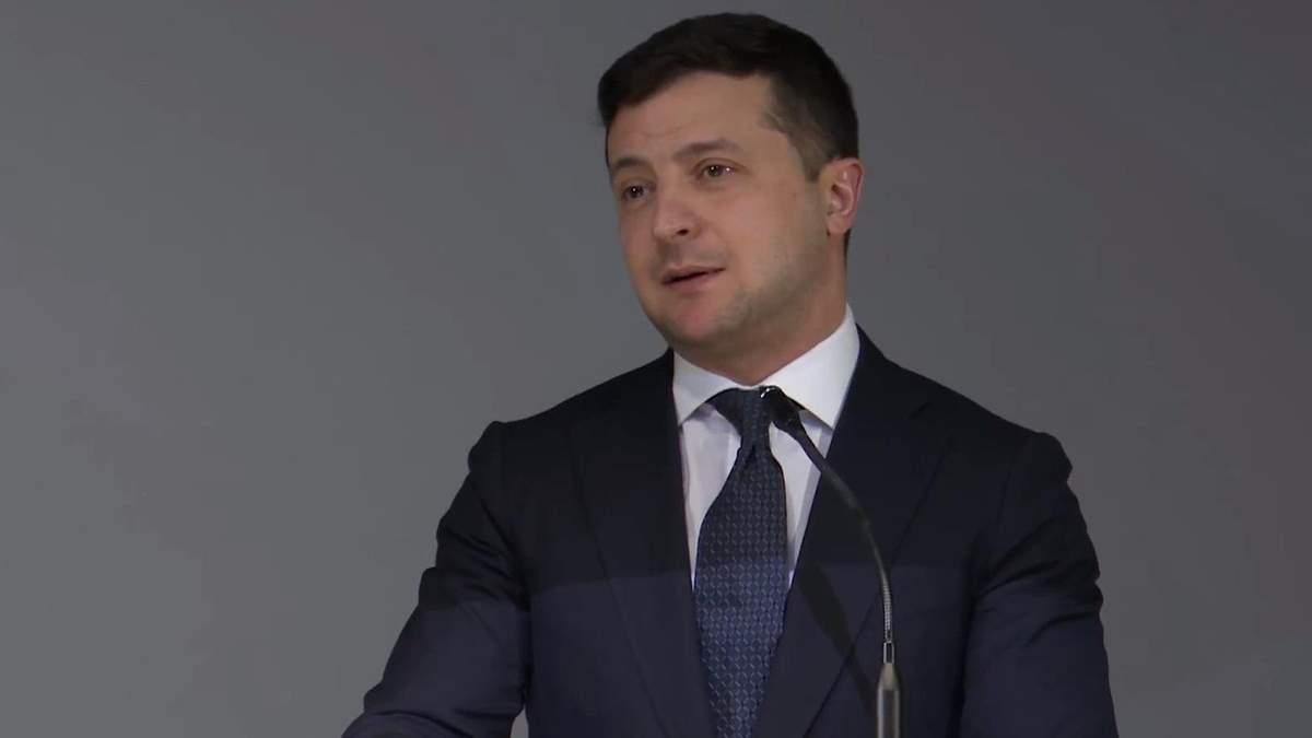 Зеленський про сутички в Нових Санжарах: Здавалося, що Україна – це Середньовіччя