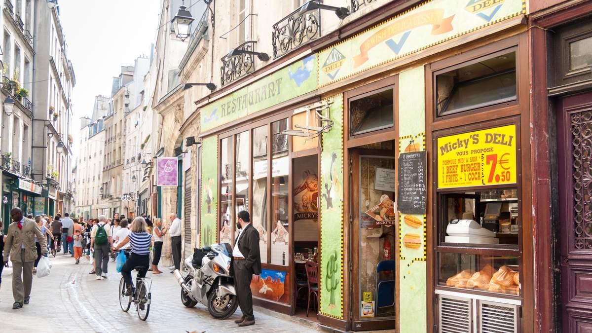 Найкращі заклади Парижа за версією Клопотенка