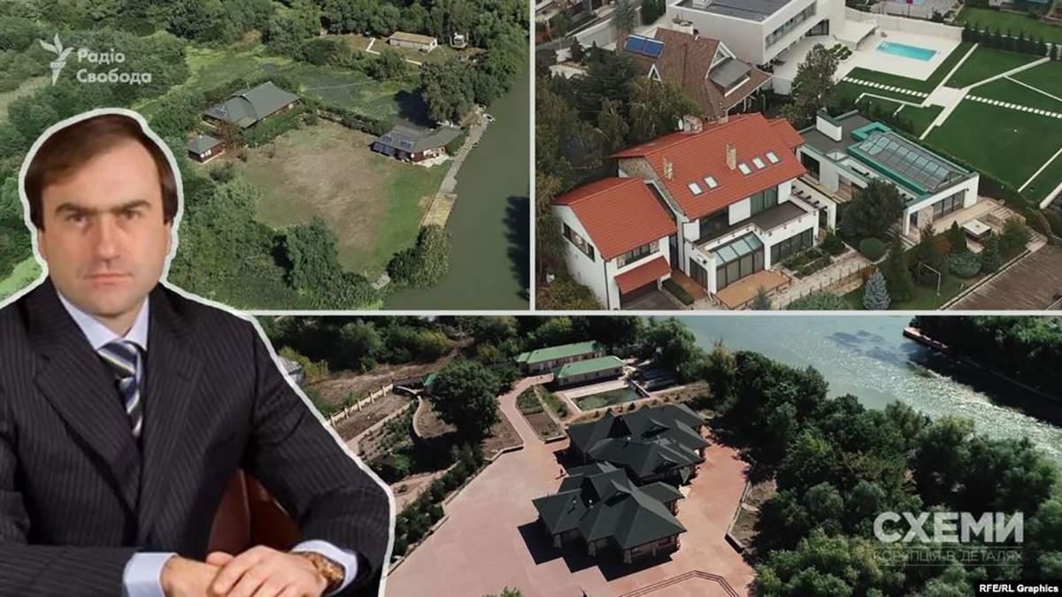 Приднестровский олигарх-сепаратист Гушан скупил элитные поместья и землю в Одесской области