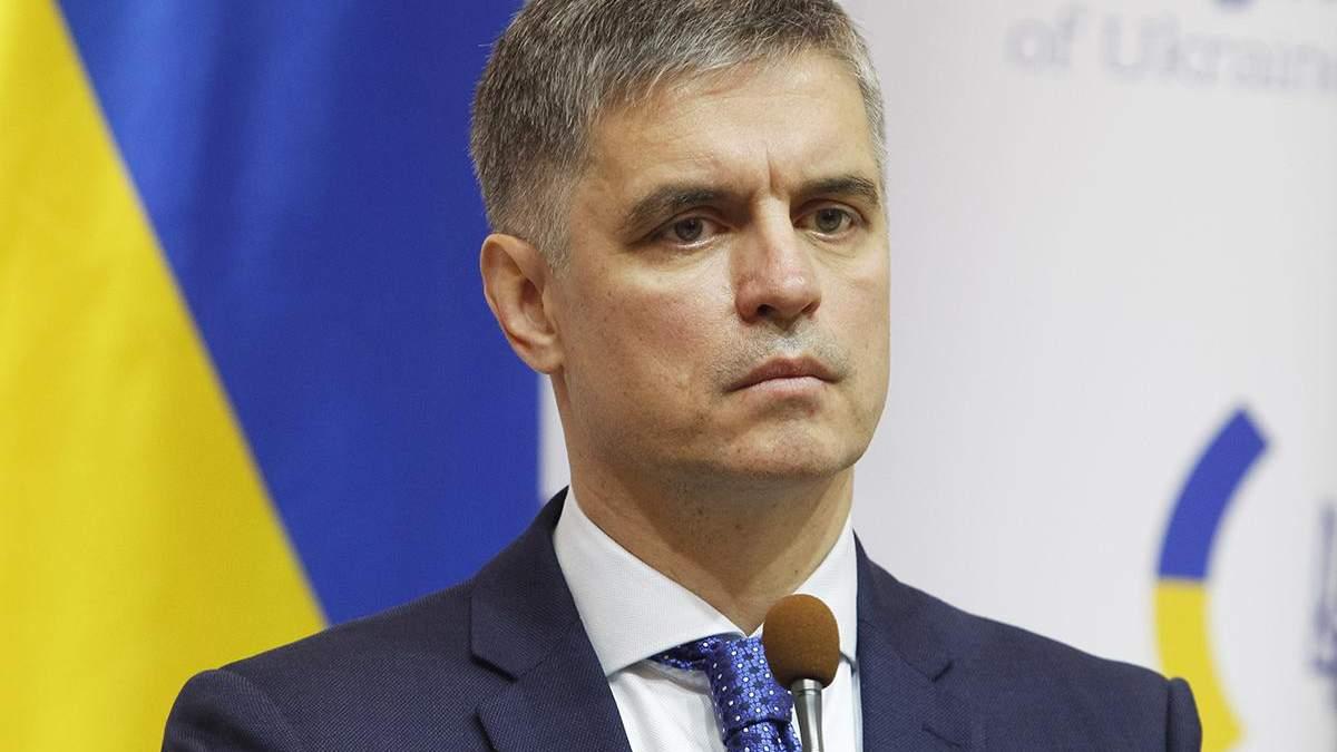 Пристайко обговорив мирний план для Донбасу з заступником держсекретаря США