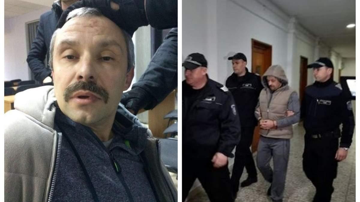 Убийство Гандзюк: подозреваемого Левина позволили экстрадировать из Болгарии в Украину