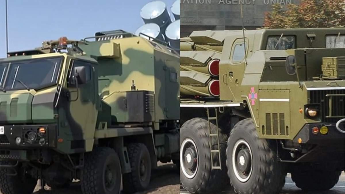 """""""Нептуни"""" і """"Вільхи"""" можуть невдовзі передати на озброєння українській армії"""
