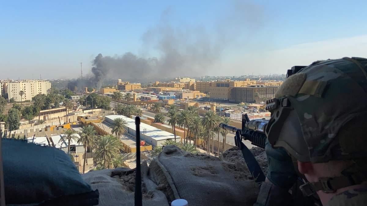 22 февраля в Багдаде прогремели 17 взрывов