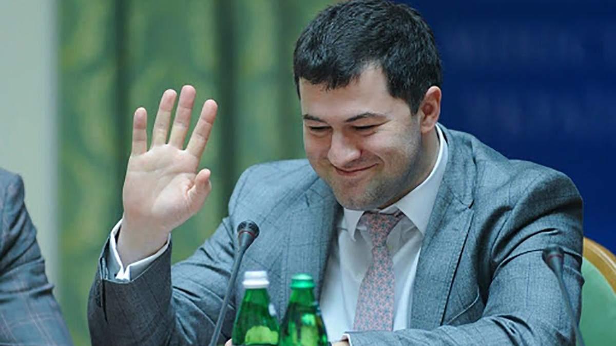 Скандальный Насиров возвращается: суд подтвердил его восстановление в должности главы ГФС