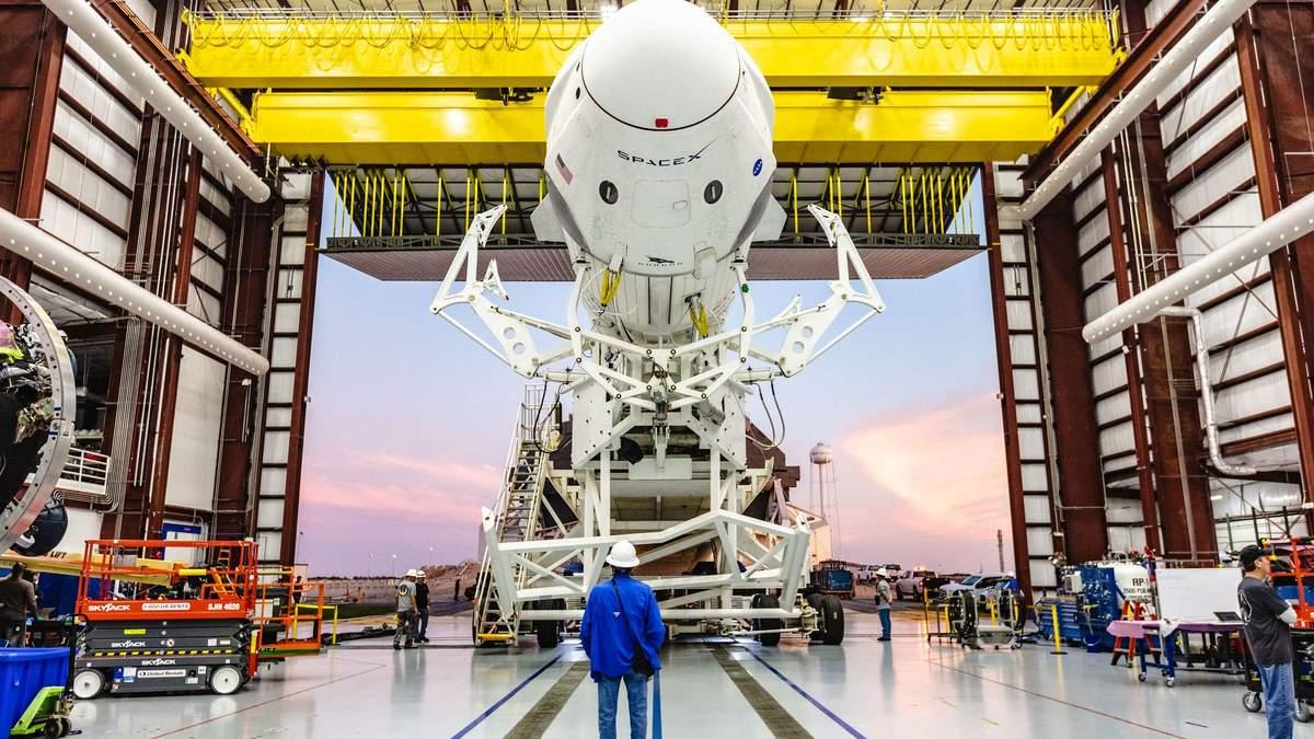 SpaceX хочет привлечь 250 млн долларов для развития своих проектов