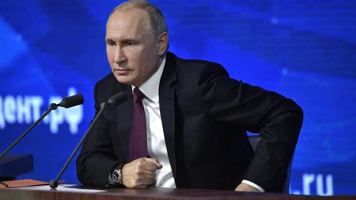 Ввести санкции против России и Путина призвали Госдеп США сенаторы-демократы