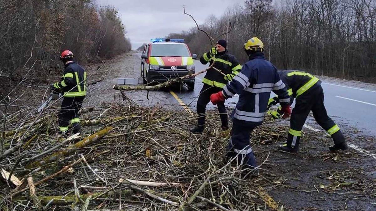 Циклон Юлія і Ксантипп в Україні 24 лютого 2020 – жертви, фото