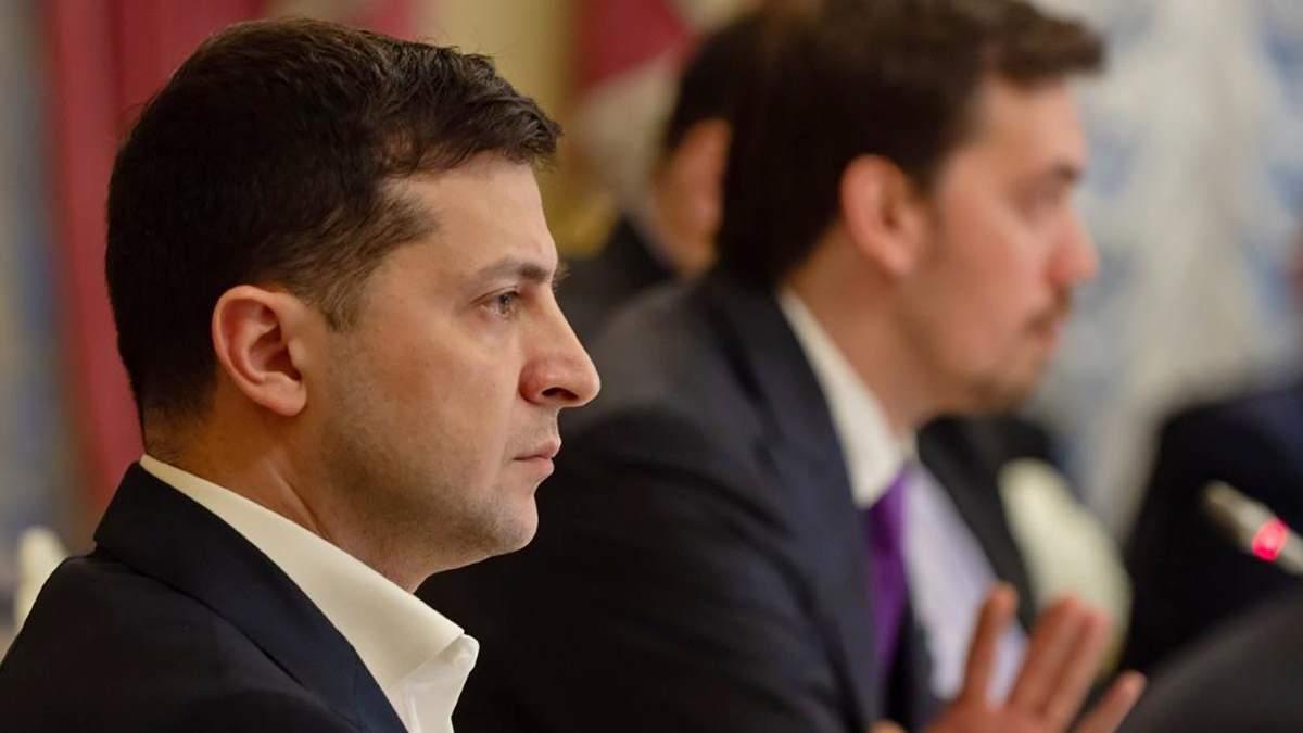 Зеленський пропонує не платити зарплату міністрам, поки не погасять борги перед шахтарями