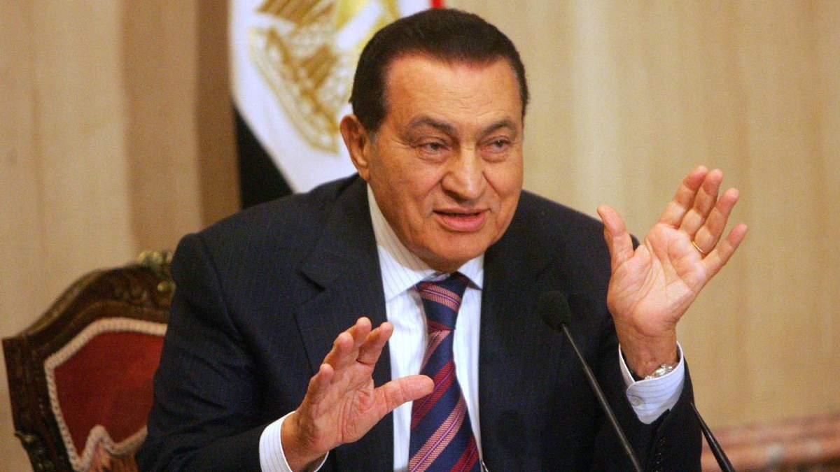 Хосні Мубарак помер – причина смерті експрезидента Єгипту