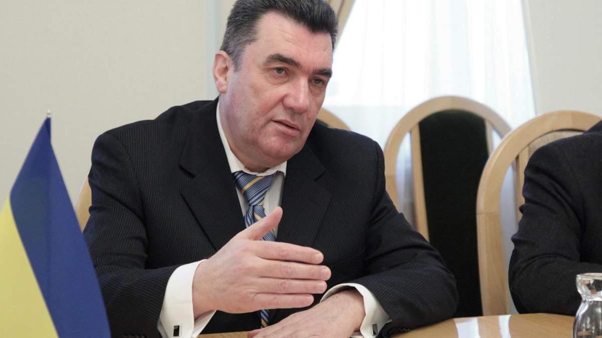 У якому випадку Україна готова відновити водопостачання до Криму: відповідь Данілова