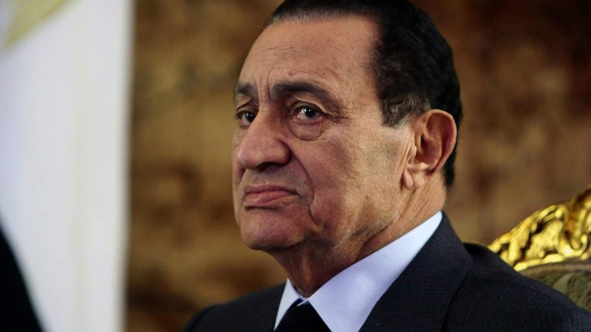 Умер Хосни Мубарак – биография экс-президента Египта