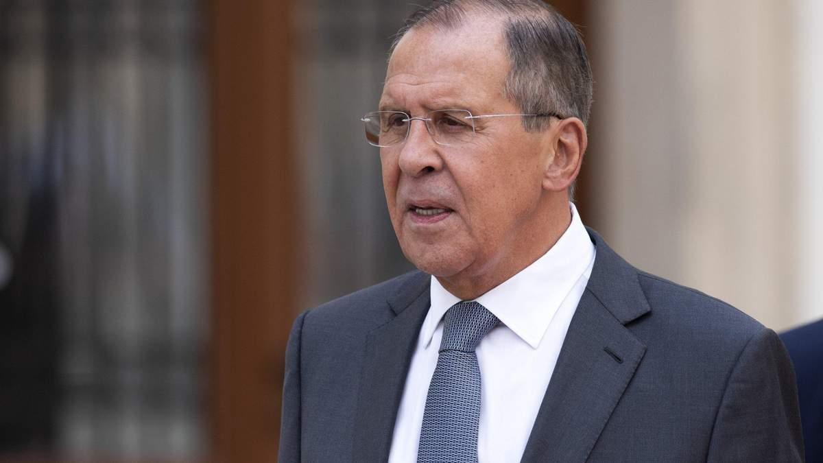 """Лавров обізвав """"хворими"""" грузинських журналісток"""